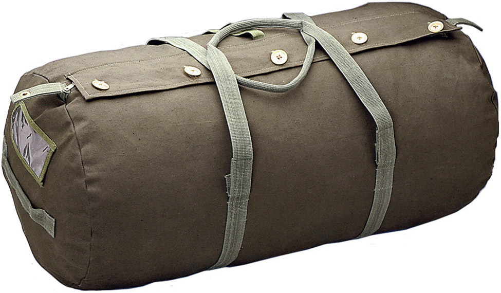 Canadian Military-style Paratrooper Bags ecaa5566693f0