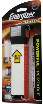 Energizer® LED 2-IN-1 Light