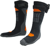 Misty Mountain Battery Powered Heated Socks