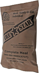 MRE Star Meals Ready-To-Eat with flameless ration heaters