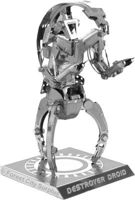 Metal Earth® 3D Model Star Wars Destroyer Droid